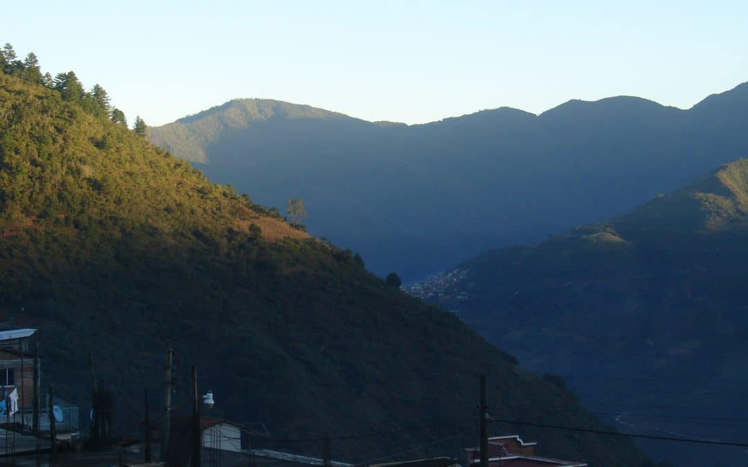 Journey to the Sierra Norte and Mezcal Tosba