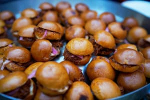 Sliders by Rosa Mexicano