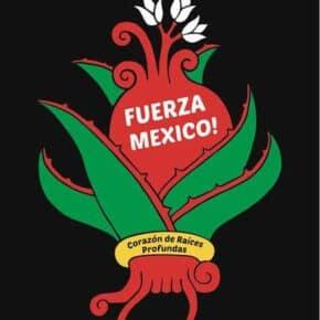 Fuerza Mexico shirt