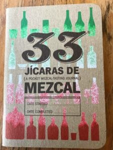 Mezcal Tasting Journal