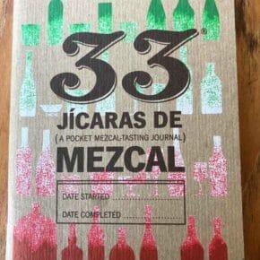 The Mezcalistas Mezcal Tasting Journal