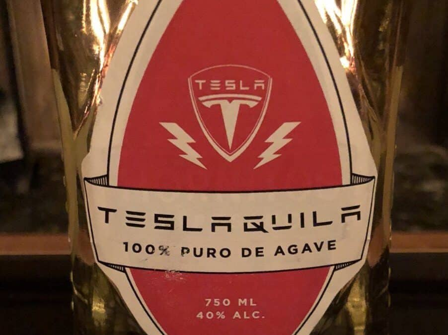 Is Teslaquila a disruptor?
