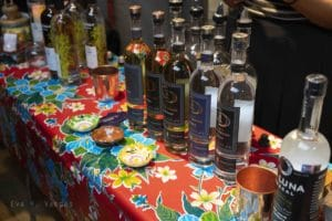 La Luna Mezcal and Dovejo Tequila