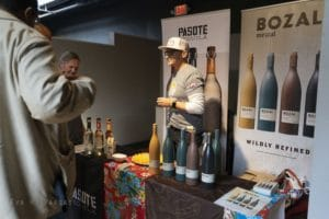 Pasote Tequila and Bozal Mezcal