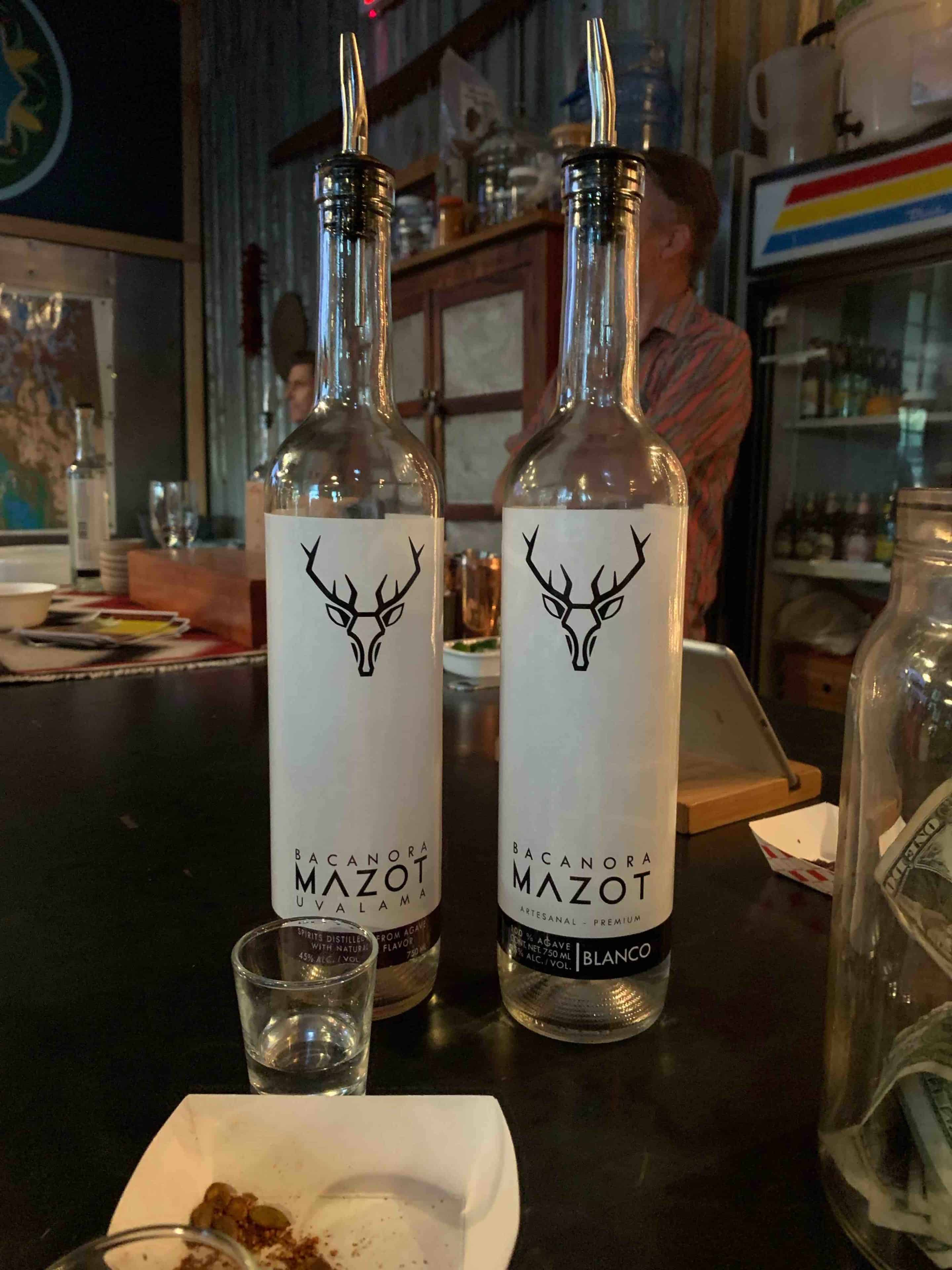 Bacanora Mazot