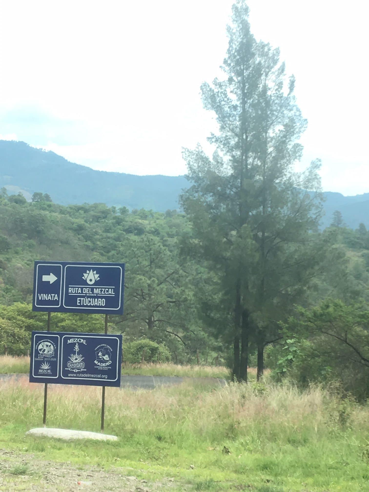 Ruta del Mezcal Michoacan