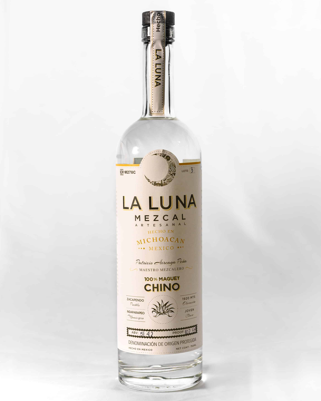 La Luna's Chino bottle.